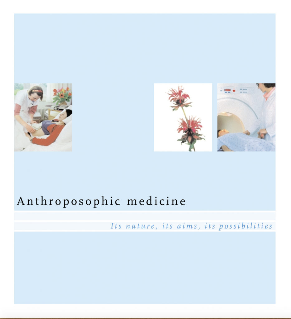 Anthroposophic Medicine
